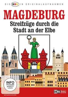 Die DDR in Originalaufnahmen: Magdeburg - Streifzüge durch die Stadt an der Elbe, DVD