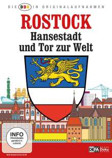 Die DDR in Originalaufnahmen: Rostock - Hansestadt und Tor zur Welt, DVD