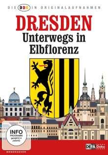 Die DDR in Originalaufnahmen: Dresden - Unterwegs in Elbflorenz, DVD