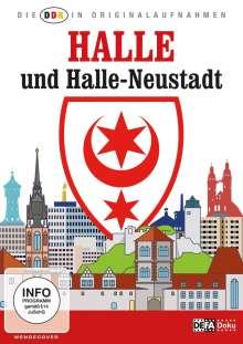 Die DDR in Originalaufnahmen: Halle und Halle-Neustadt, DVD