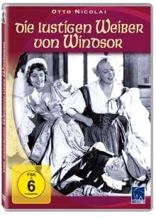 Die lustigen Weiber von Windsor, DVD