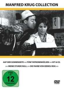 Manfred Krug Collection, 5 DVDs