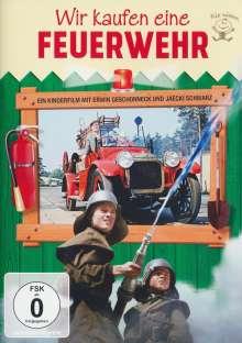 Wir kaufen eine Feuerwehr, DVD
