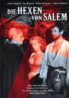 Die Hexen von Salem (Kurz- und Langfassung im Mediabook), 2 DVDs