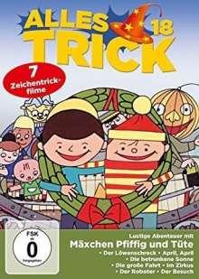 Alles Trick 18 - Mäxchen Pfiffig und Tüte, DVD