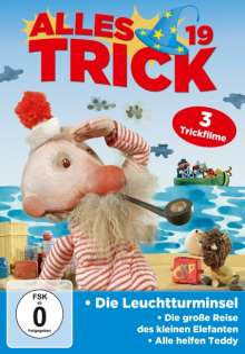 Alles Trick 19 - Die Leuchtturminsel, DVD