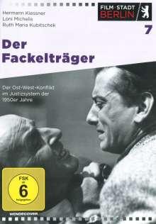 Der Fackelträger, DVD