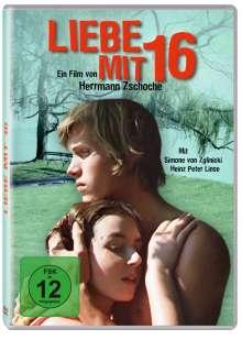 Liebe mit 16, DVD