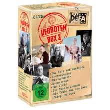 Verboten! Box 2, 8 DVDs