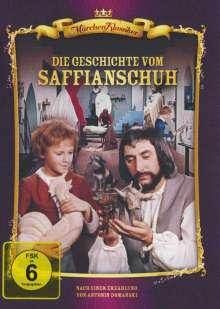 Die Geschichte vom Saffianschuh, DVD