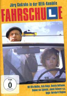 Fahrschule, DVD