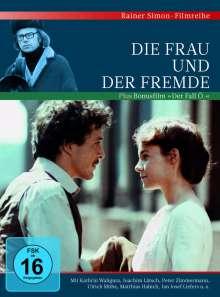 Die Frau und der Fremde, DVD