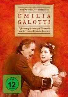 Emilia Galotti, DVD