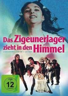 Das Zigeunerlager zieht in den Himmel, DVD