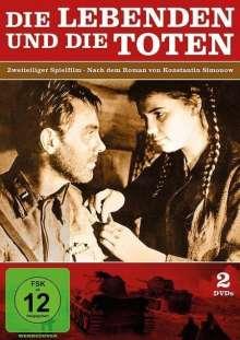 Die Lebenden und die Toten (1963), 2 DVDs