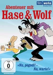 Abenteuer mit Hase & Wolf, DVD