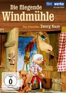 Die fliegende Windmühle / Zwerg Nase, DVD
