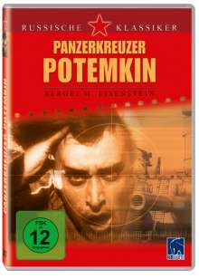 Panzerkreuzer Potemkin, DVD