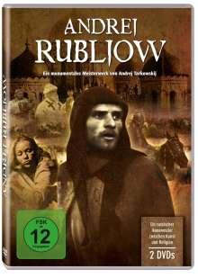 Andrej Rublev, 2 DVDs
