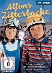 Alfons Zitterbacke (1966), DVD