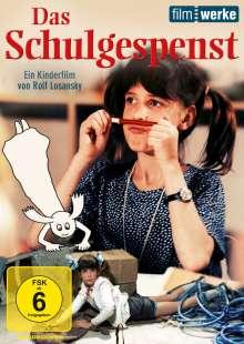 Das Schulgespenst, DVD