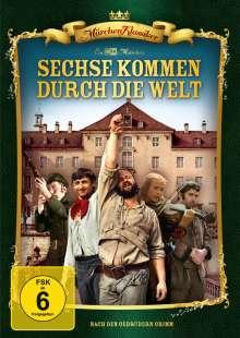 Sechse kommen durch die Welt, DVD