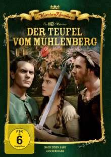 Der Teufel vom Mühlenberg, DVD