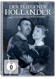 Der fliegende Holländer, DVD