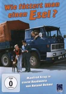 Wie füttert man einen Esel?, DVD