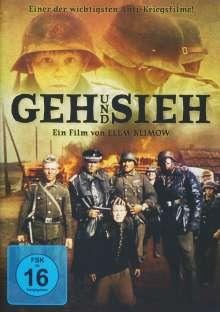 Geh und sieh (OmU), DVD