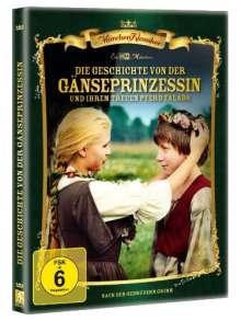 Die Geschichte von der Gänseprinzessin (Dig. überarb. Fass.), DVD