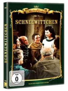 Schneewittchen (1961) (Digital überarbeitete Fassung), DVD