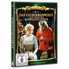 """Das Zaubermännchen (""""Rumpelstilzchen"""") (Dig. überarb. Fass.), DVD"""