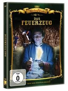 Das Feuerzeug, DVD