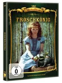 Der Froschkönig (1987), DVD
