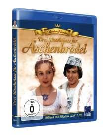 Drei Haselnüsse für Aschenbrödel (Blu-ray), Blu-ray Disc