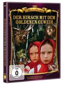 Der Hirsch mit dem goldenen Geweih, DVD