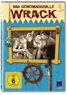 Das geheimnisvolle Wrack, DVD