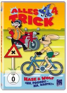 Alles Trick 4 - Hase und Wolf, DVD