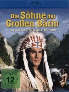 Die Söhne der großen Bärin (Blu-ray), Blu-ray Disc