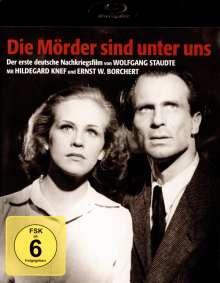 Die Mörder sind unter uns (Blu-ray), Blu-ray Disc