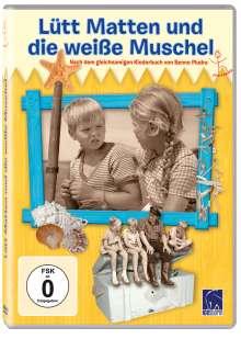 Lütt Matten und die weiße Muschel, DVD