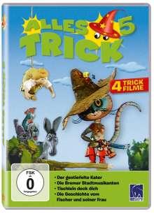 Alles Trick 5, DVD