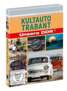 Unsere DDR 8: Kultauto Trabant, DVD