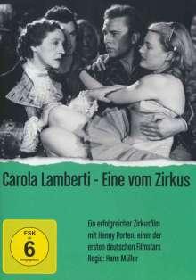 Carola Lamberti - Eine vom Zirkus, DVD
