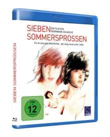 Sieben Sommersprossen (Blu-ray), Blu-ray Disc