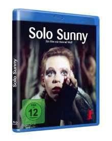Solo Sunny (Blu-ray), Blu-ray Disc