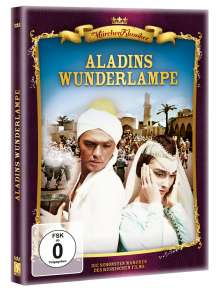 Aladins Wunderlampe, DVD