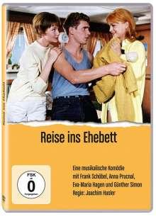 Reise ins Ehebett, DVD