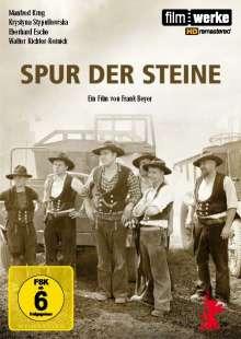 Spur der Steine, DVD